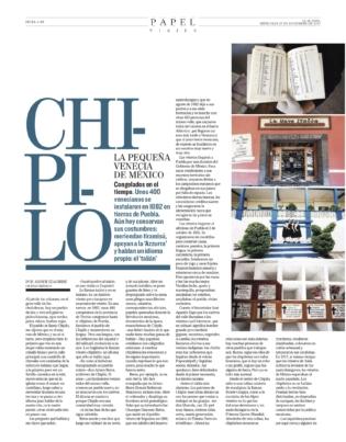 Magasine El Papel _ Le Monde_ Espagne